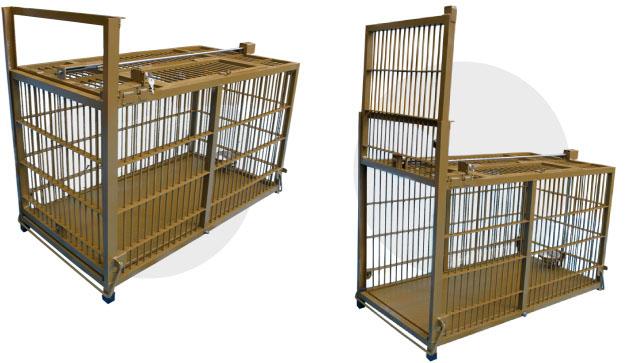 ● 犬用保護器 Y-01型